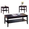 Andover Mills Jessica 3-Piece Coffee Table Set
