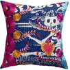 Koko Company Mexico Carina Print Cotton Throw Pillow