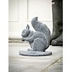 IC Innovations Cast Iron Squirrel Door Stop