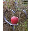 IC Innovations Heart Shaped Cast Iron Fruit Feeder
