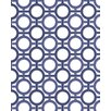 "Graham & Brown Kelly Hoppen Style 33' x 20"" Geometric Wallpaper"