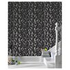 "Graham & Brown Serenity Berries 33' x 20.5"" Trail Foiled Wallpaper"