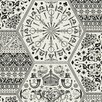 Graham & Brown Illusions World Heritage 33' x 20'' Damask Embossed Wallpaper