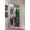 EZ Shelf from Tube Technology Expandable Closet Kit - 3 Closet Shelves & Rods and 2 End Brackets