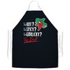 Attitude Aprons by L.A. Imprints Too Hot Too Bad Apron
