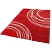 Caracella Avenue Red Area Rug
