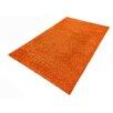 Caracella Shaggy Elegance Orange Area Rug