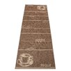 Caracella Brown Kitchen Runner