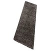 Caracella Shaggy Relax Brown Area Rug