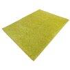 Caracella Shaggy Elegance Green Area Rug