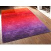 Caracella Dinar Red/Purple Area Rug