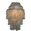 Caracella Kaskaden-Pendelleuchte 1-flammig Ocean Lights