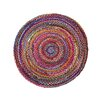 Caracella Handgefertigter Teppich Tokat in Bunt