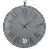 WerkStadt Steel XXL 92cm Analogue Wall Clock
