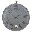 WerkStadt Steel XXL 92cm Analogue Wall Clock