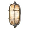 Caracella Admiral 1 Light Wall Light