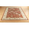 Caracella Carluccio Red/Cream Area Rug