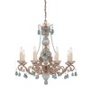 Savoy House Cerulean 8 Light Crystal Chandelier