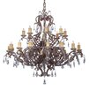 Savoy House Viena 24 Light Crystal Chandelier