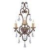 Savoy House Viena 3 Light Crystal Chandelier