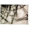 Caracella Teppich Graphic Knistern in Grau