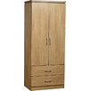 dCor design Rosset 2 Door Wardrobe