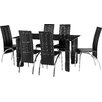 dCor design Meadows 7-Piece Dining Set