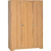 dCor design Agade 3 Door Wardrobe