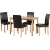 dCor design Debank 5 Piece Dining Set
