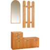 dCor design Garderoben-Set Cole 1