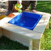 dCor design Rechteckig Matschbox Sandkasten
