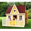 dCor design Spielhaus-Set Ripoli mit Veranda