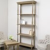 dCor design Bebington KD 220 cm Bookcase
