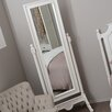 dCor design Beeston KD Standing Mirror