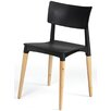 dCor design Solid Wood Dining Chair Set (Set of 4)
