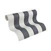 dCor design 3D Geprägte Tapete Black & White 3 1005 cm H x 53 cm B