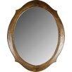 dCor design Ovaler Schminktisch-Spiegel Aurin