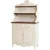dCor design Fluvia 2 Door 2 Drawer Hutch