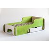 dCor design Brianne Convertible Toddler Bed with Storage
