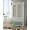 dCor design Dalmine 2 Door Wardrobe