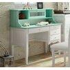 dCor design Dalmine Writing Desk with Closet