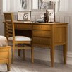 dCor design Dalmine Writing Desk with Closet