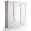 dCor design Gemonio 3 Door Wardrobe