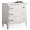 dCor design Dalmine 3 Drawer Bedside Table