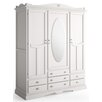 dCor design Laveno 3 Door Wardrobe