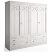 dCor design Nebida 4 Door Wardrobe