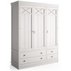 dCor design Nebida 3 Door Wardrobe