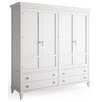 dCor design Gemonio 4 Door Wardrobe