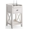 dCor design Nebida 1 Drawer Bedside Table