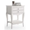 dCor design Gemonio 2 Drawer Bedside Table